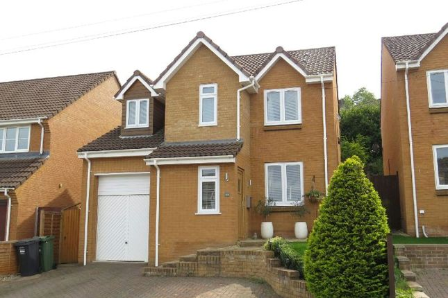 Thumbnail Detached house for sale in Midhaven Rise, Worle, Weston-Super-Mare