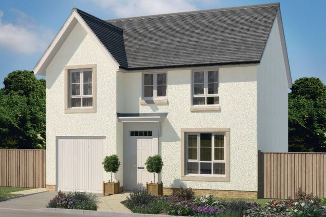 "Thumbnail Detached house for sale in ""Craigievar"" at Kildean Road, Stirling"