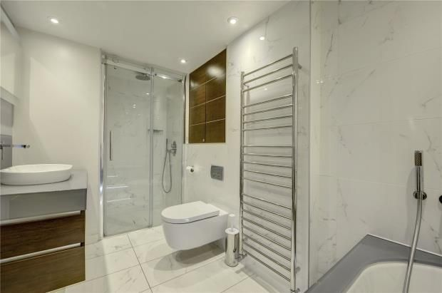 Bathroom of Pont Street, Knightsbridge, London SW1X