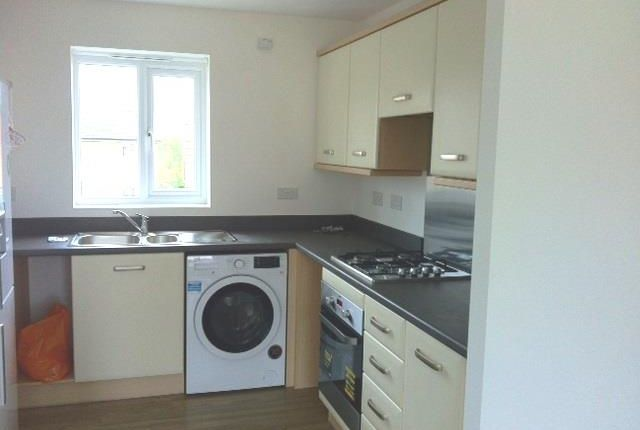 Thumbnail Flat to rent in Delphinium Court, Eynesbury, St. Neots