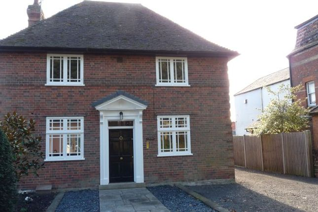 Thumbnail Detached house to rent in The Park, Yeovil
