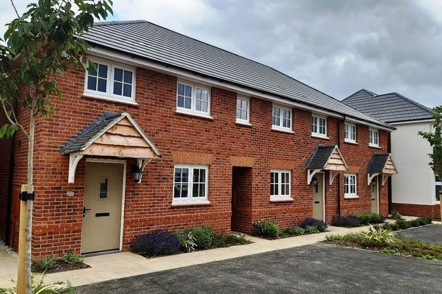 Thumbnail End terrace house for sale in Bowden Chase, Berry Close, Great Bowden, Market Harborough