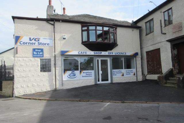 Thumbnail Retail premises to let in Ellenborough, Main Street, Maryport