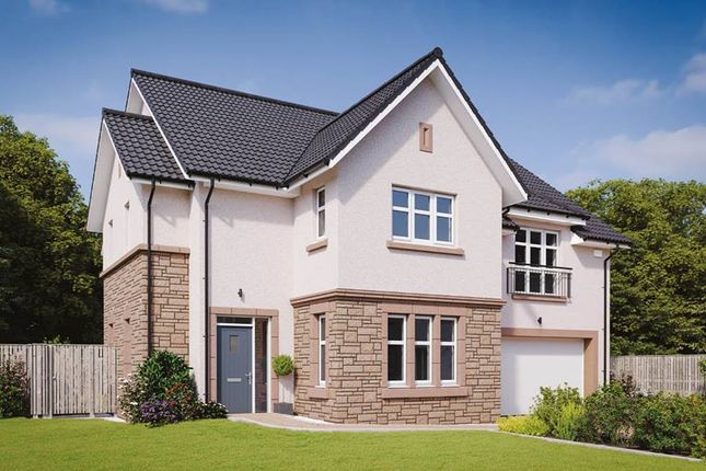 "Thumbnail Detached house for sale in ""The Logan"" at Methven Avenue, Bearsden, Glasgow"