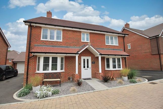 Thumbnail Detached house for sale in Appleby Drive, Botley, Southampton