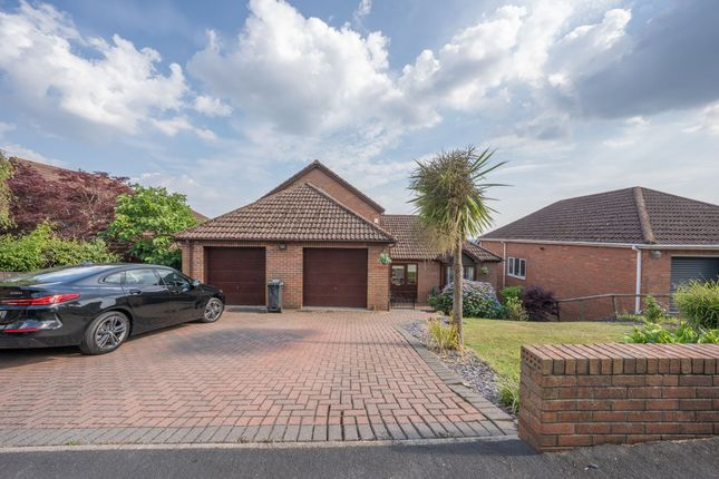 Thumbnail Detached house for sale in Priory Close, Caerleon