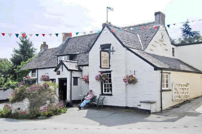 Thumbnail Pub/bar for sale in Ceredigion - Olde Worlde Public House SA43, Ceredigion