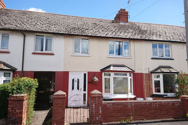 Thumbnail Terraced house for sale in Wyndham Road, Watchet