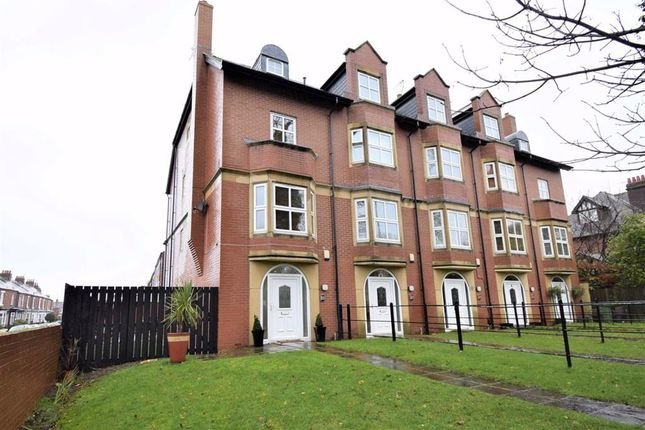 4 bed end terrace house for sale in St Annes, Sunderland Road, South Shields NE34