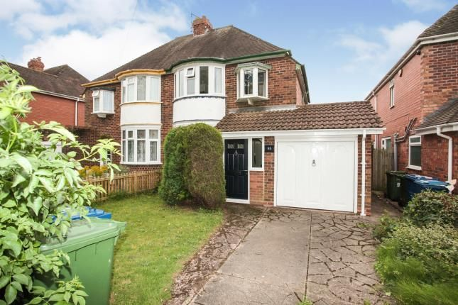 Thumbnail Detached house for sale in Comberford Road, Tamworth, Staffordshire