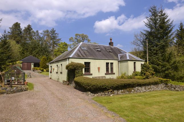 Thumbnail Detached house for sale in Teinsideburn Cottage, Commonside, Hawick