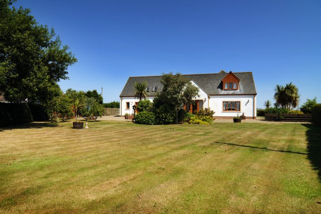Thumbnail Detached house for sale in West Galdenoch, Stoneykirk, Stranraer, Dumfries And Galloway
