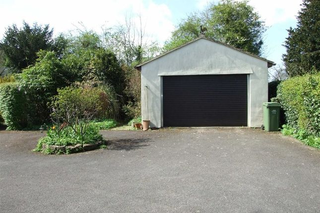 Double Garage of The Beeches, Shaw, Melksham SN12