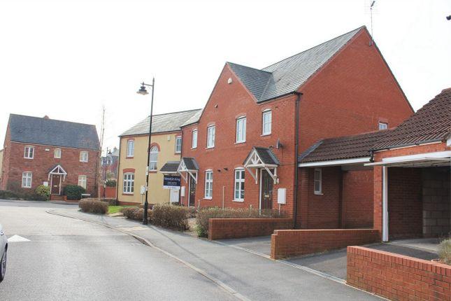 Thumbnail Semi-detached house to rent in Burge Crescent, Cotford St. Luke, Taunton