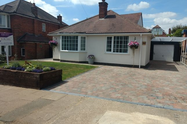 Thumbnail Bungalow for sale in Hillside Drive, Long Eaton, Long Eaton