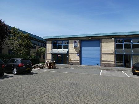 Thumbnail Warehouse to let in Pacific Road, Altrincham