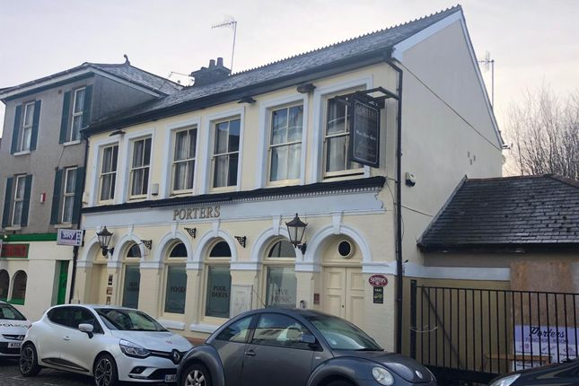 Thumbnail Land for sale in Looe Street, Plymouth