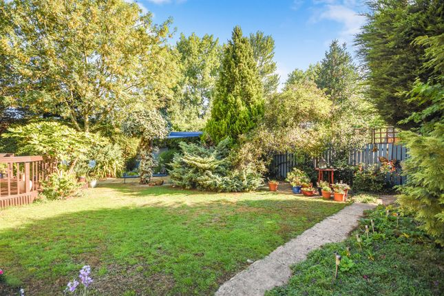 Thumbnail Detached house for sale in Millicent Oliver Close, Thetford