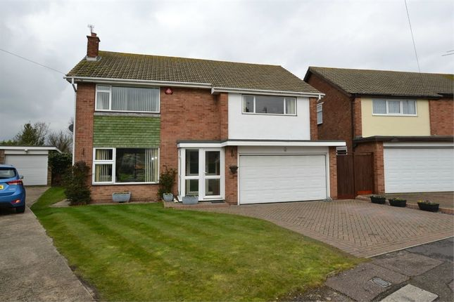 Thumbnail Detached house for sale in Vermont Close, Clacton-On-Sea, Essex