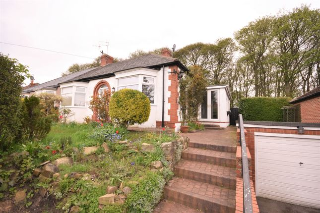 Thumbnail Semi-detached bungalow to rent in High Carr Road, Framwellgate Moor, Durham