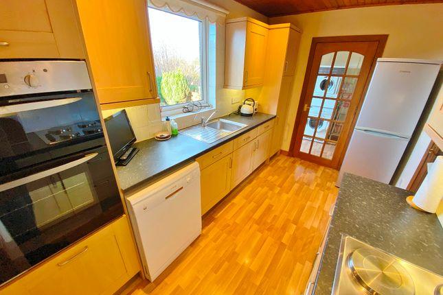 Kitchen of 26 Clermiston Green, Clermiston, Edinburgh EH4