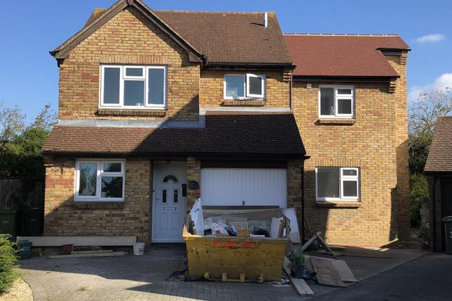 Thumbnail Detached house to rent in Cumnor, Oxford
