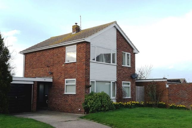 Thumbnail Detached house for sale in Windmill Road, Herne Bay