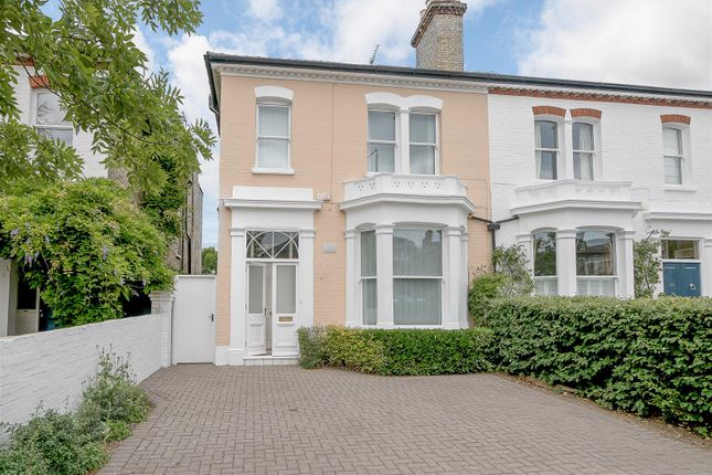 5 bed semi-detached house for sale in Castelnau, London