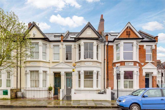 External of Rowallan Road, Fulham, London SW6