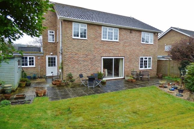 Rear View of Woodlands Road, Bookham, Leatherhead KT23