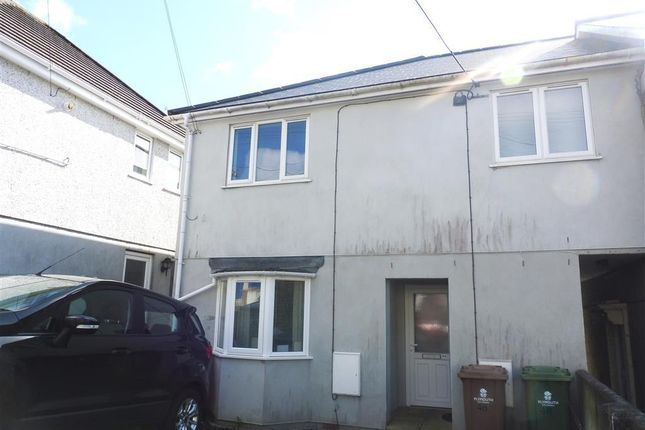 Thumbnail Flat to rent in Dale Avenue, Plymouth
