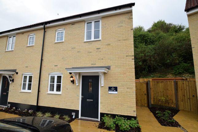 Semi-detached house for sale in Ipswich Road, Needham Market, Ipswich
