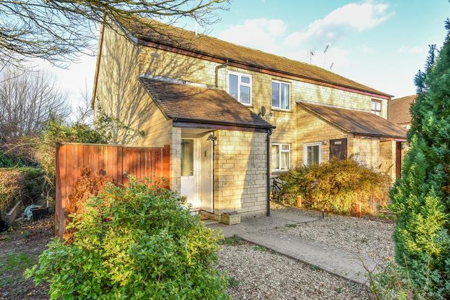 Thumbnail Maisonette to rent in Manor Road, Witney