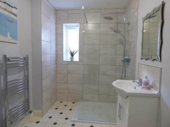Shower Room of Howgate Close, Sileby, Loughborough, Leicestershire LE12