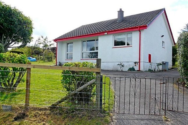 Thumbnail Detached bungalow for sale in Oransay, Back Of Keppoch, Arisaig