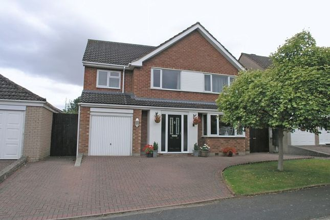 Thumbnail Detached house for sale in Stourbridge, Pedmore, Chaffinch Road