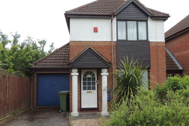 Thumbnail Detached house to rent in Forrabury Avenue, Bradwell Common, Milton Keynes