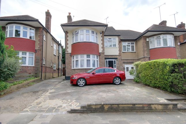 Thumbnail Semi-detached house for sale in Prince George Avenue, Oakwood