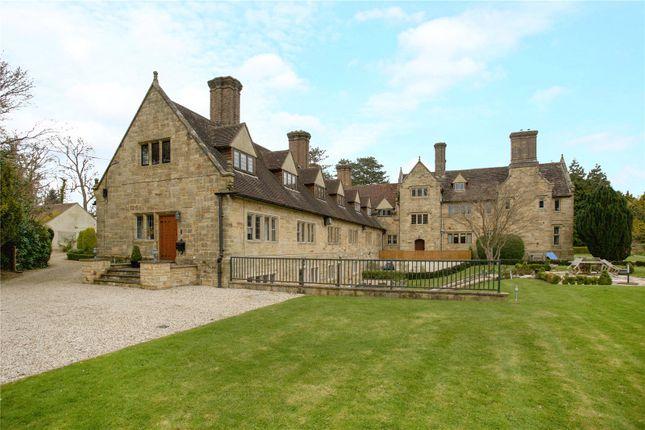 Thumbnail Semi-detached house for sale in Herontye House, Stuart Way, East Grinstead, West Sussex