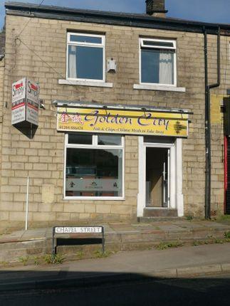 Thumbnail Restaurant/cafe for sale in Chapel Street, Tottington, Bury