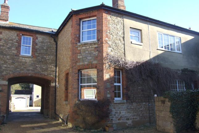Thumbnail Semi-detached house to rent in The Old Police Station, Coach Lane, Faringdon