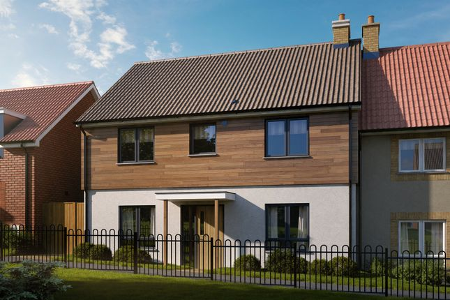 Thumbnail Semi-detached house for sale in Spring Acres, Longwell Green, Bristol
