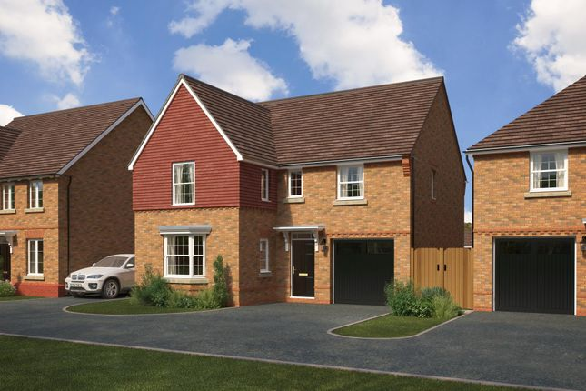 """Thumbnail Detached house for sale in """"Lilleshall"""" at St. Lukes Road, Doseley, Telford"""