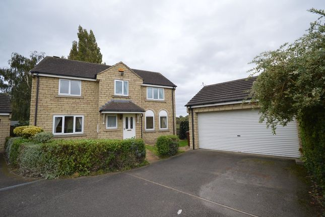 Thumbnail Detached house for sale in Green End Lane, Wakefield