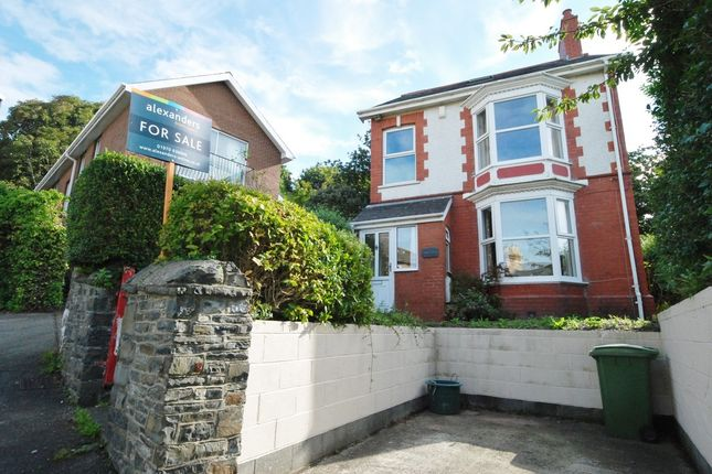 Thumbnail Detached house for sale in North Road, Aberystwyth