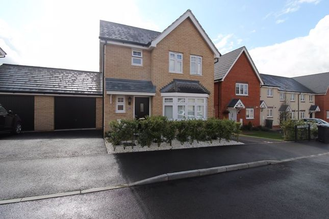 Thumbnail Detached house for sale in Lovelace Meadow, Shefford