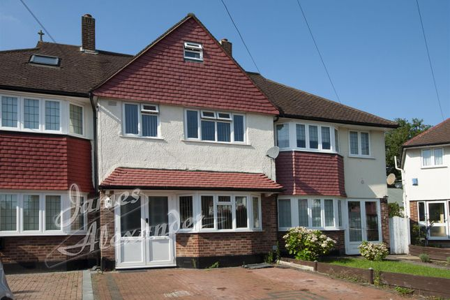 Thumbnail Terraced house for sale in St. Stephens Crescent, Thornton Heath