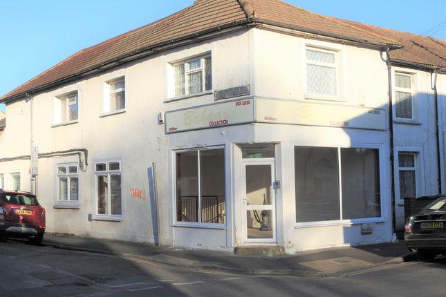 Thumbnail Retail premises to let in Arthur Street, Gravesend, Kent