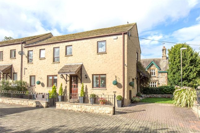 Thumbnail Semi-detached house to rent in The Mews, Lumby, South Milford, Leeds