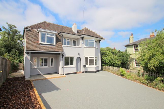 Thumbnail Detached house for sale in Lexden Road, West Colchester, Essex